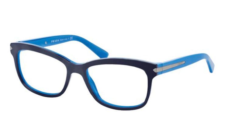 Dioptrijske naočale Prada PR_10RV_TFF_1O1