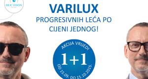 AKCIJA VARILUX 1+ 1