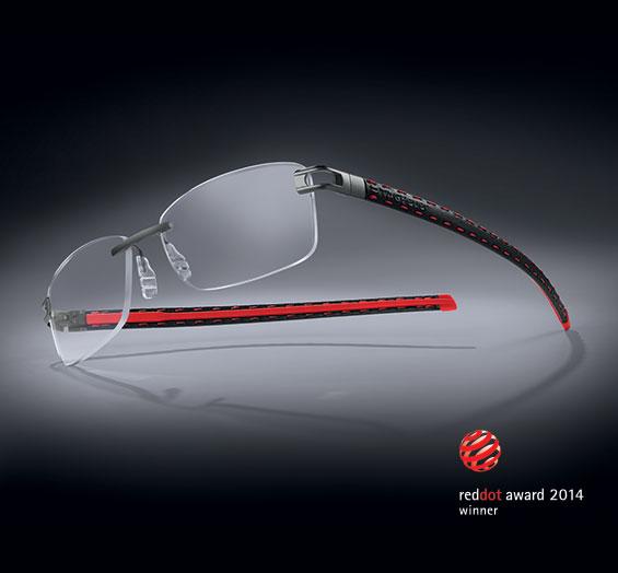 Tag Heuer dioptrijske naočale RedDot Award 2014 winner