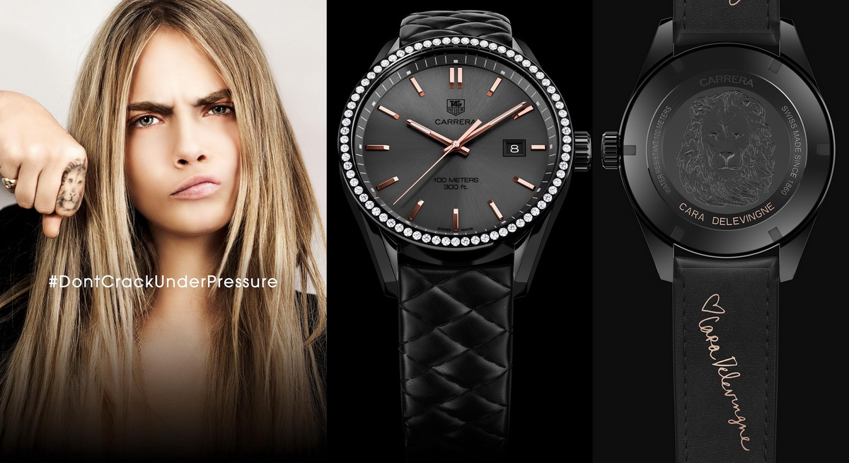 Tag Heuer je švicarski brand s dugogodišnjom tradicijom u proizvodnji satova