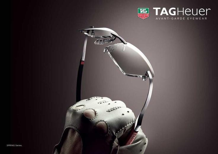 Tag Heur Avant-Garde Eyewear